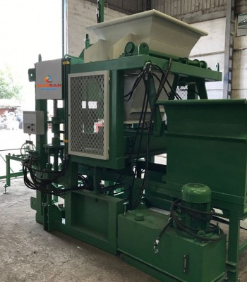 MG 4.1 Brick Making Machine
