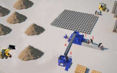 Block-Making Machine