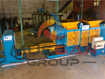 Hollow Block Making Machine - Turkish brick making machine