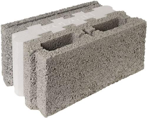 Styrofoam brick