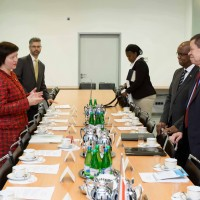 Business relationship between Poland and South Africa