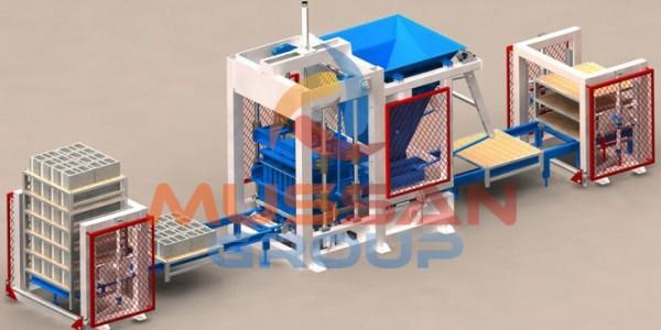 block making mahine prices- concrete block