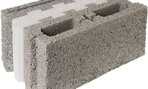 Styrofoam-brick