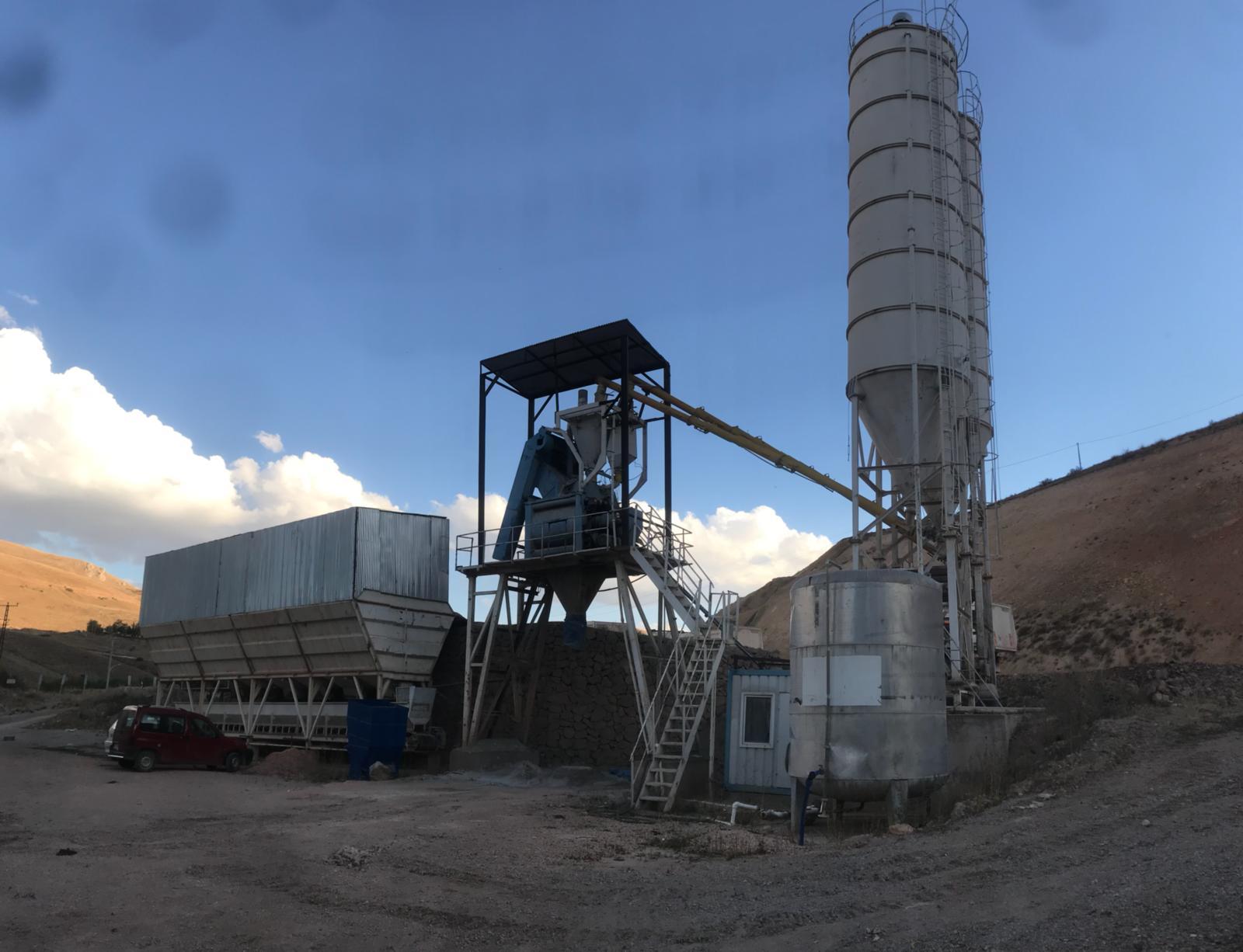 Second-Hand Concrete Making Facility – 60 m3