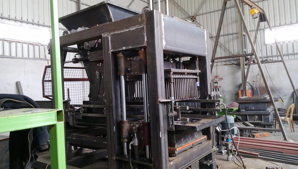 Senegal – Automatic Briquette Making Machine MG 8.1