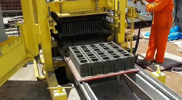 Mauritania – Interlock , Briquette making machine MG 10.1