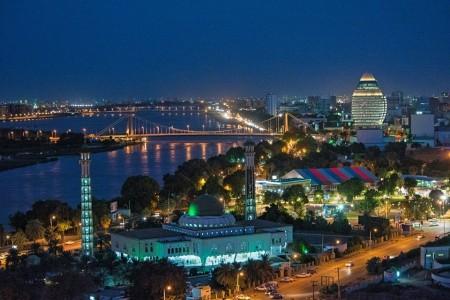sudan city