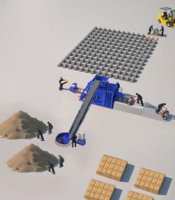 brick-making-machine