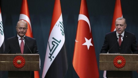 iraq and turkey